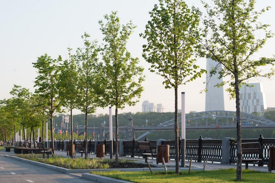 Фото: Из портфолио Kleinewelt Architekten: Новодевичья набережная