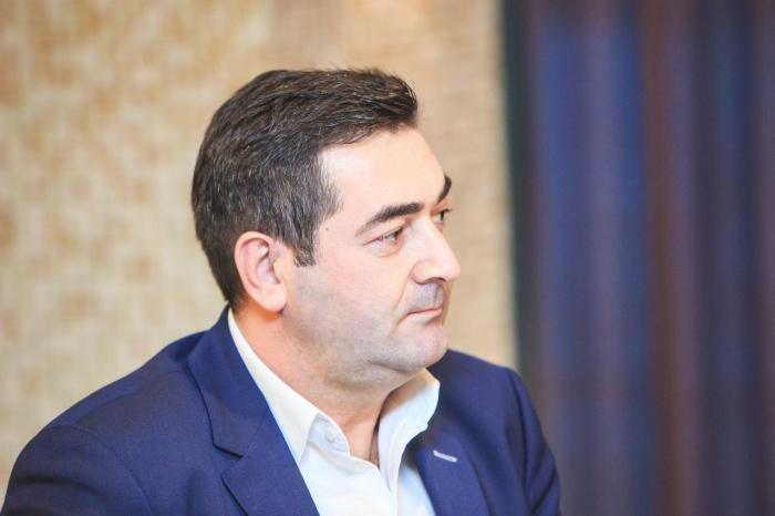 Александр Ярошенко, генеральный директор компании «АванградИнвестПроект».