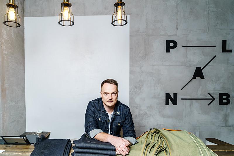 Основатель ивладелец Plan B Владимир Янушкевич