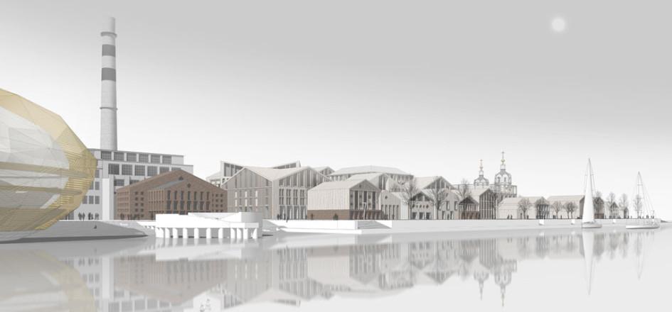 Благоустройство станет частью проекта иркутских властей пореновации Цессовской набережной