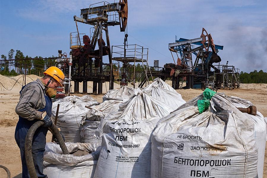 Работа нефтяной компании ПАО «НК «РуссНефть»