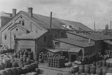 Московский комбинат виноградных и десертных вин был основан в 1889 году