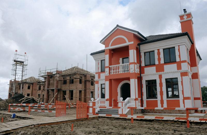 Сельскую ипотеку можно взять под строительство частного дома