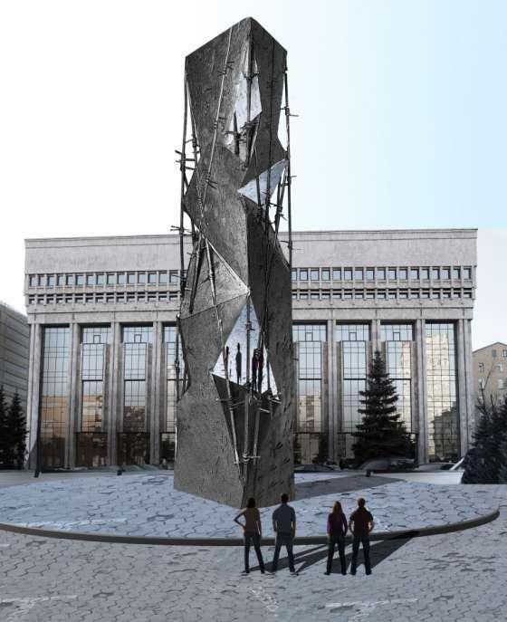 2-е место. «Призма» Сергея Муратова