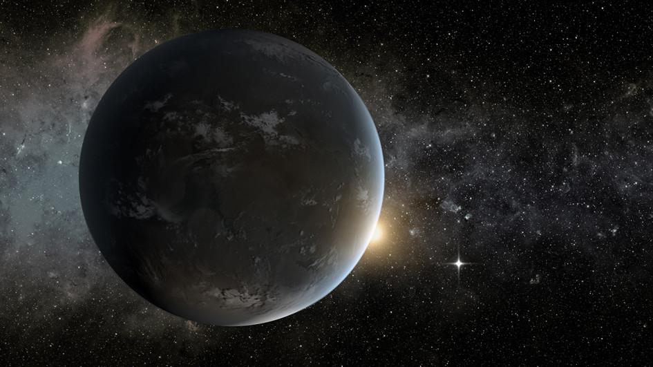 Экзопланета GJ 15 A b