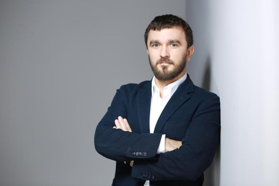 Руководитель Kaspersky Innovation Hub Виталий Мзоков