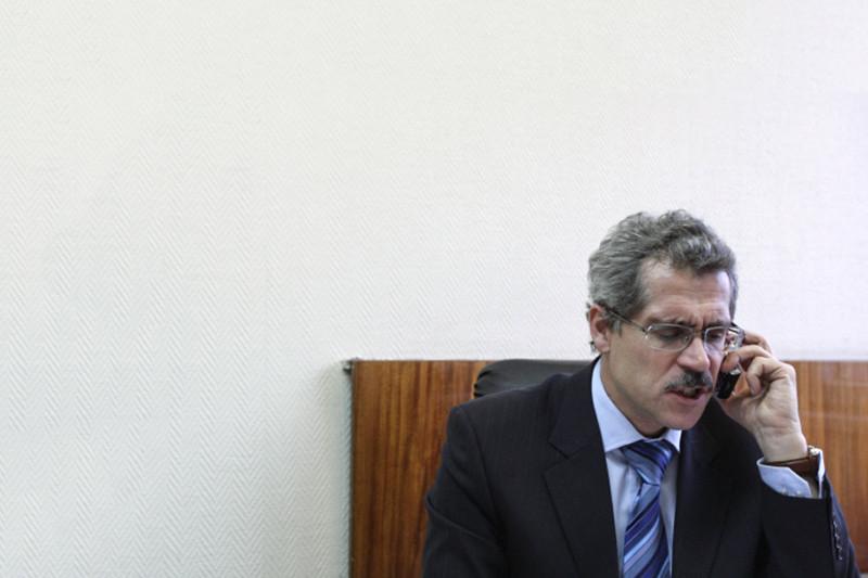 Экс-глава московской антидопинговой лаборатории Григорий Родченков, 2009 год