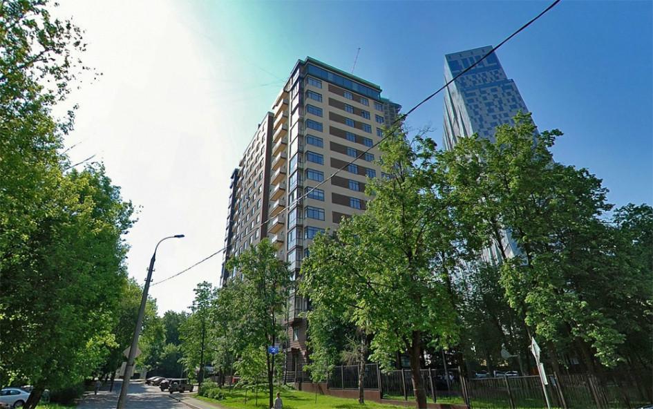 Режиссер. 2006 года постройки. 136 квартир. Квартира 120 кв. м - $1 400 000