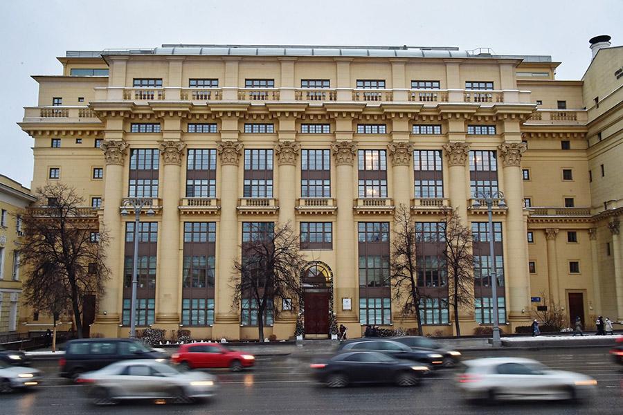 Здание АФК «Система»