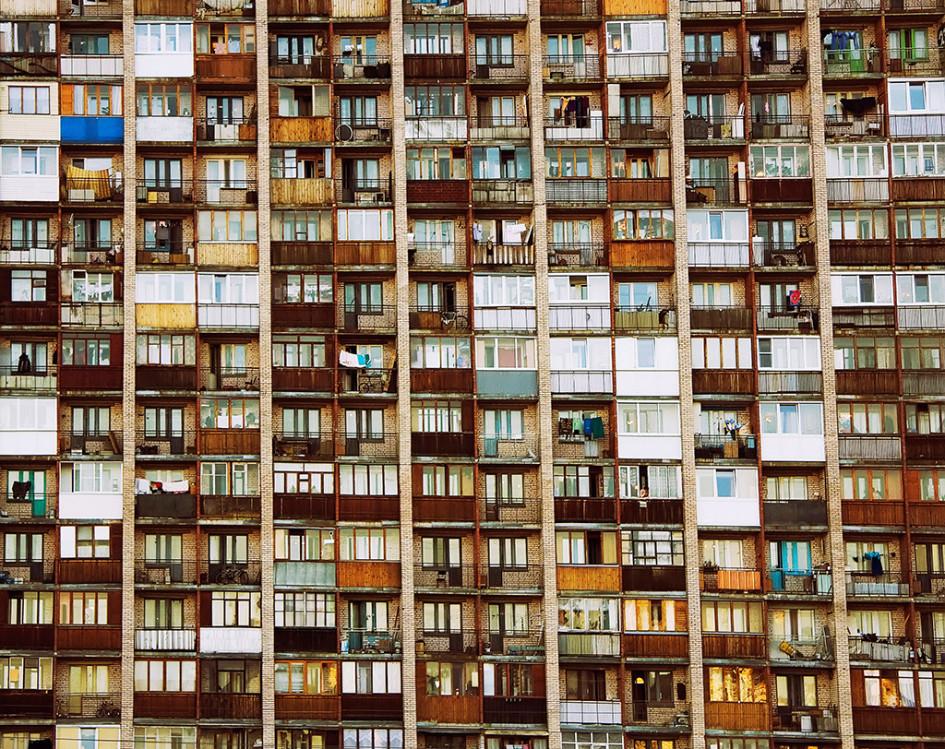 Многоквартирный жилой дом в Санкт-Петербурге