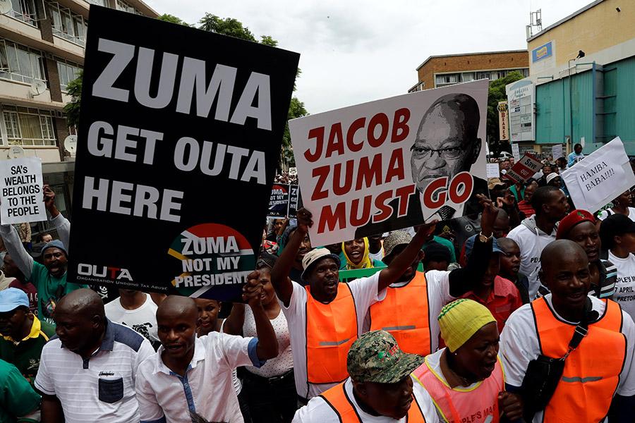 Фото: Themba Hadebe / AP