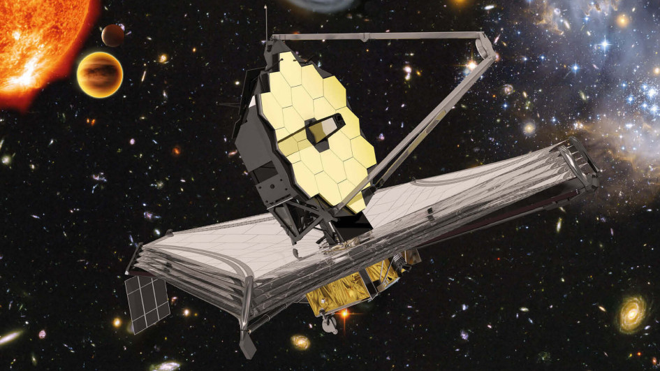 Космический телескоп Джеймса Уэбба