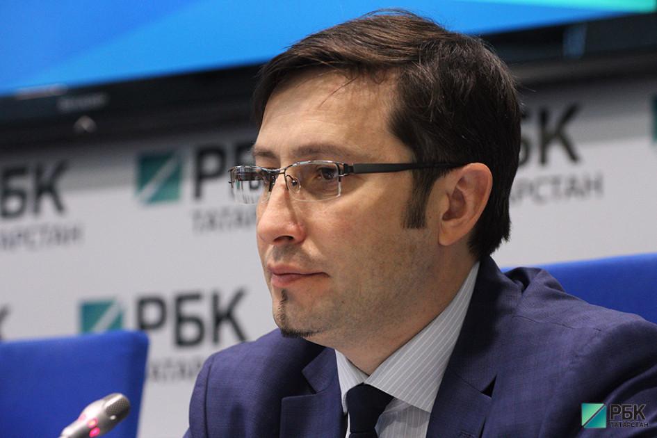 Глава комитета по потребительским рынкам исполкома Казани Руслан Зайнетдинов