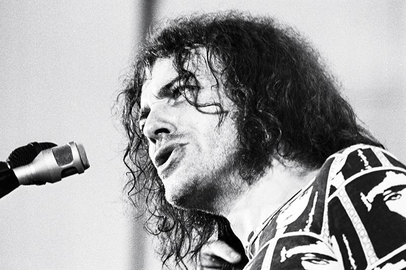 Джо Кокер, 1972 год.