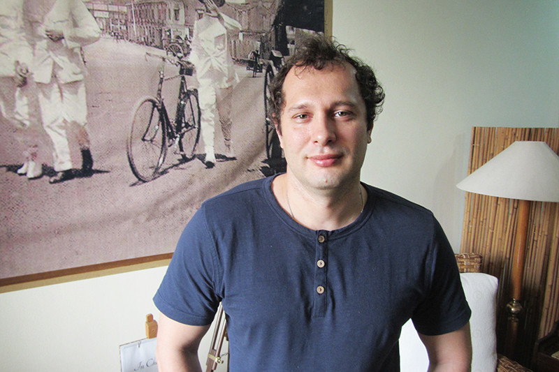 Основатель компании Smartmissimo Technologies, программист Алексей Писарев