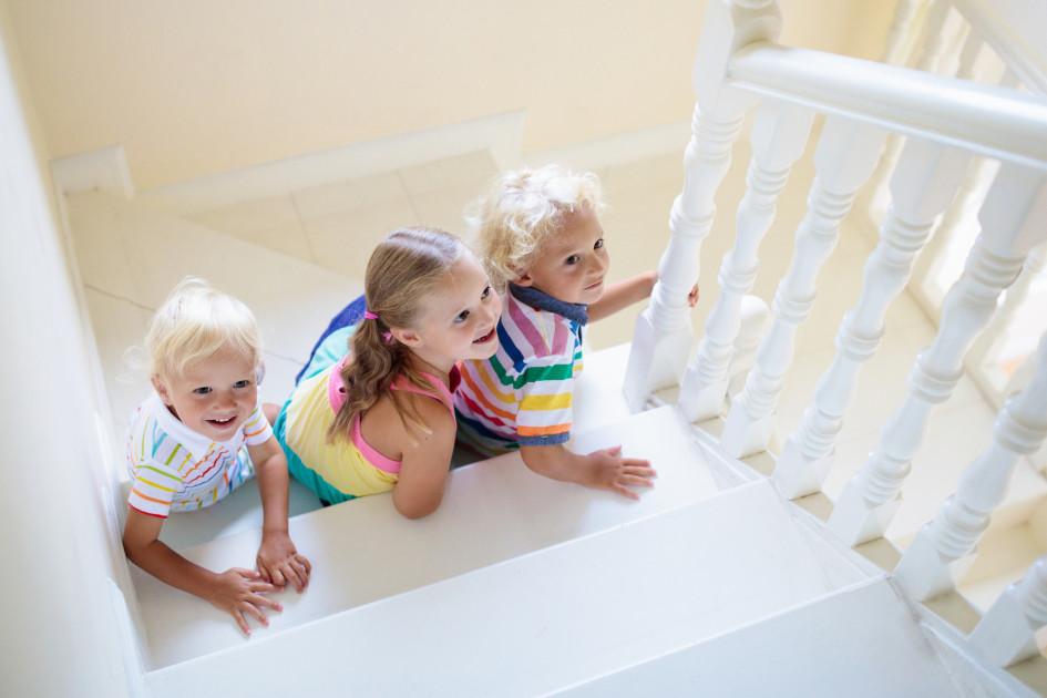 Лестница. Главный раздражитель для любителей одноэтажных домов