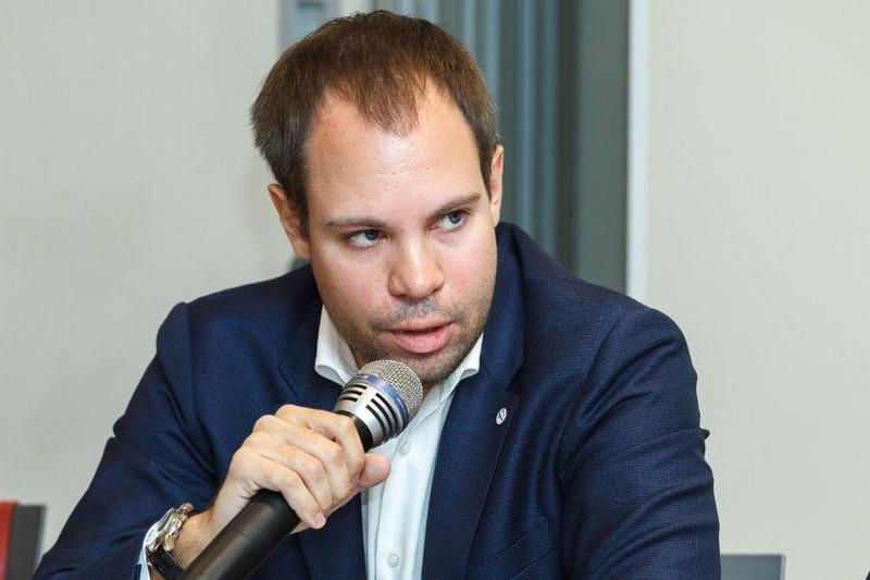 Координатор «Клуба лидеров» Вячеслав Трактовенко