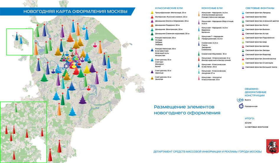 «Концепция оформления территорий города Москвы, представленная департаментом средств массовой информации ирекламы города Москвы»