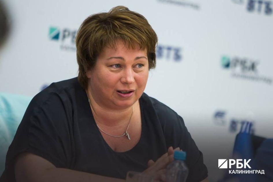Елена Шендерюк, управляющий филиалом «Калининградский» Банка ВТБ (ПАО)