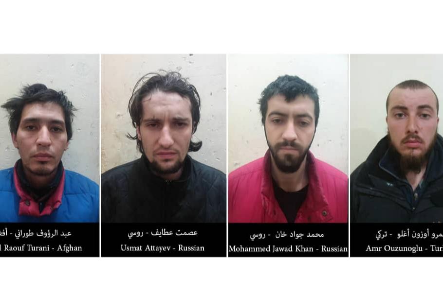 Сирийская оппозиция заявила о задержании боевиков с гражданством России