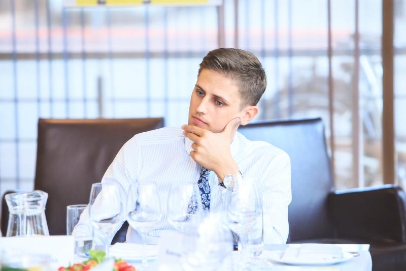 Дмитрий Соколов, cоучредитель компании KD-пицца и «Пивной Двор».