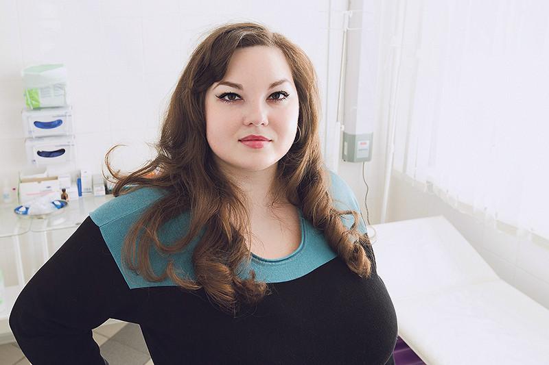 Один изфранчайзи «Инвитро» Ксения Полякова