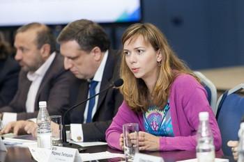 Марина Липецкая, Фонд «ЦСР «Северо-Запад»
