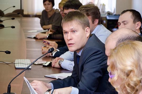 Финансовый директор ГК «Транзит Сити» Роман Фатыхов