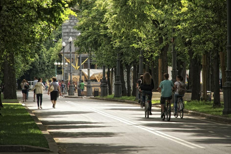 По мнению архитектора необходимо сделать парки доступными
