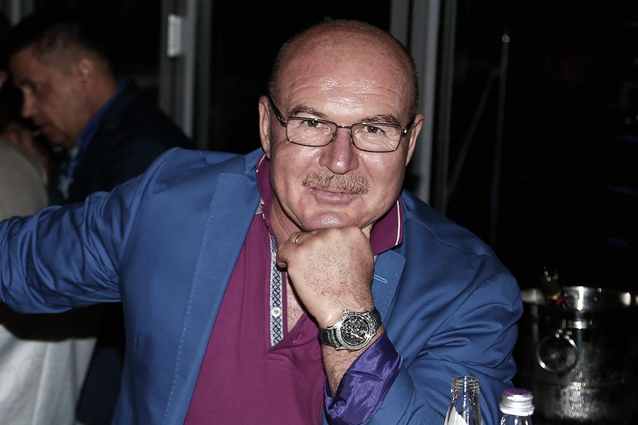 Николай Агурбаш. 2013 год