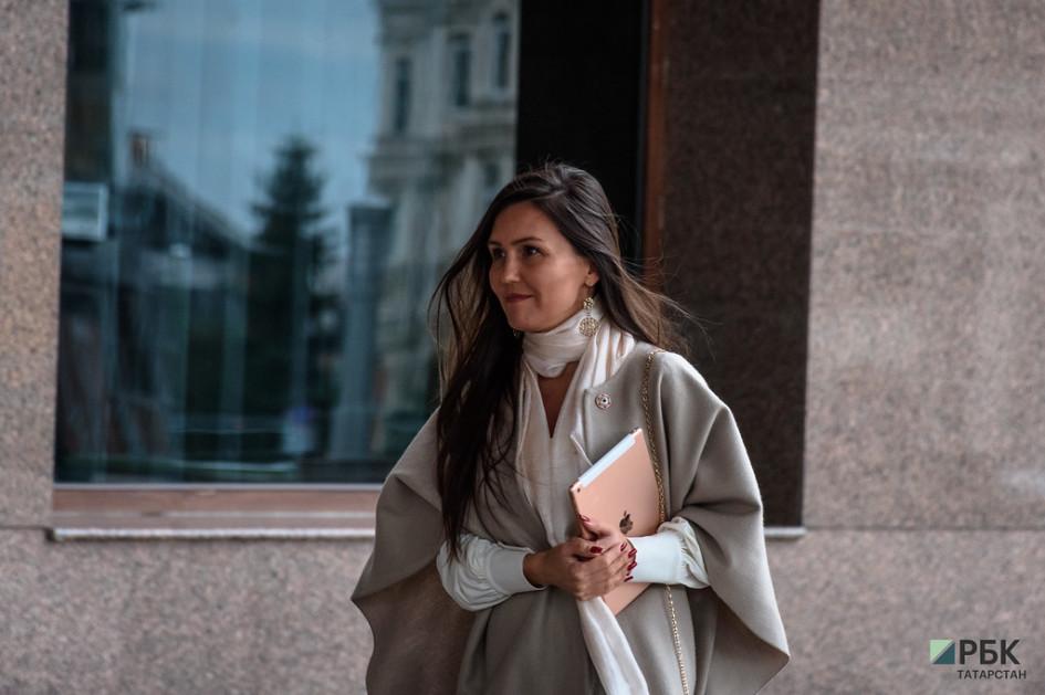 Официальный представитель казанского Кремля Лилия Галимова