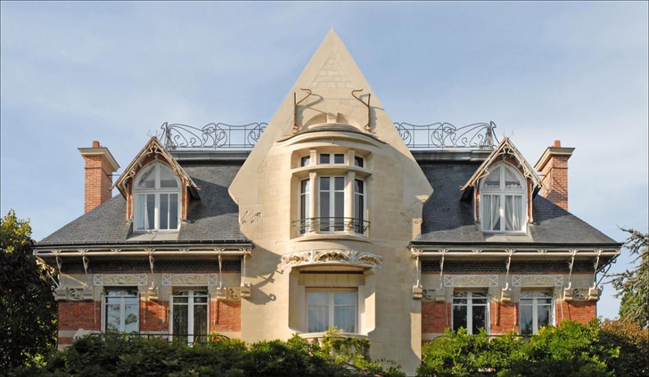 Жилой дом в районе Ле-Везине