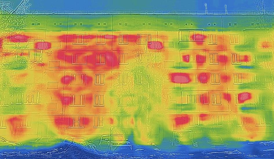 Дом, который был частично утеплен в рамках тестирования федеральной программы «Комфортное жилье» в Вологде
