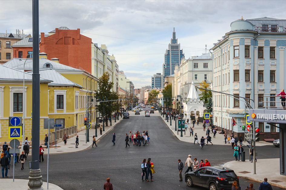 Улица Малая Дмитровка