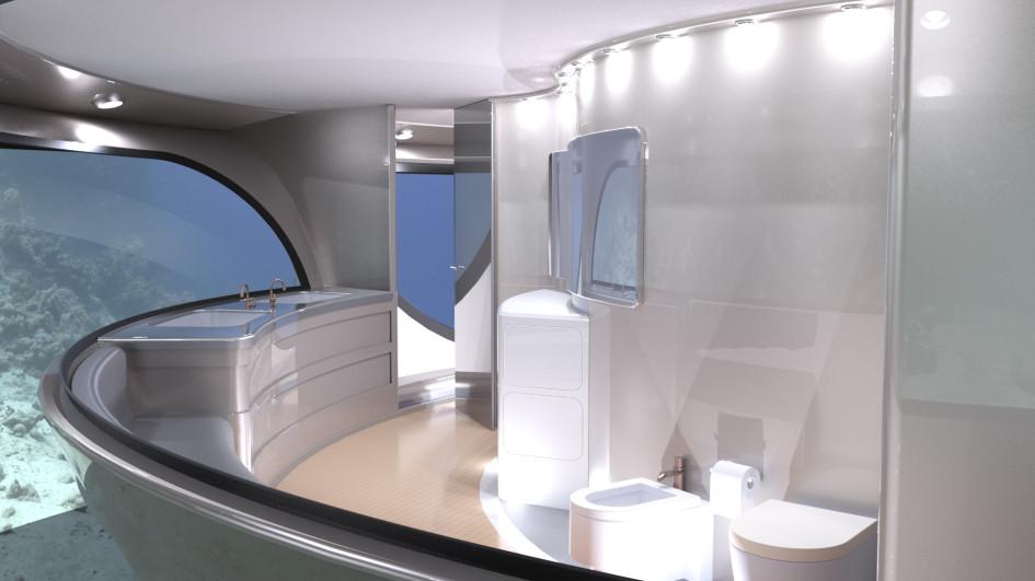 Дизайнер попросил $1 млн на строительство плавучего дома