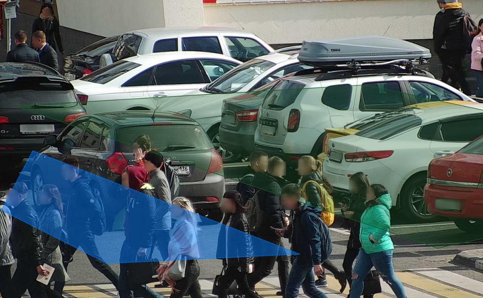 Фото: пресс-центр Системы интеллектуального мониторинга автотранспорта SOVA