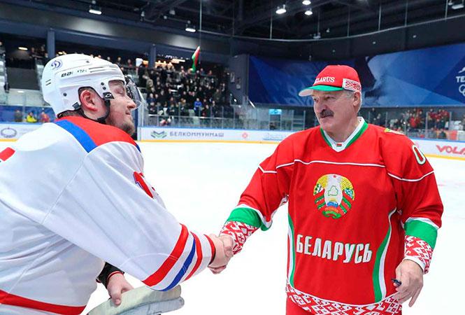 Фото: официальный сайт президента Белоруссии