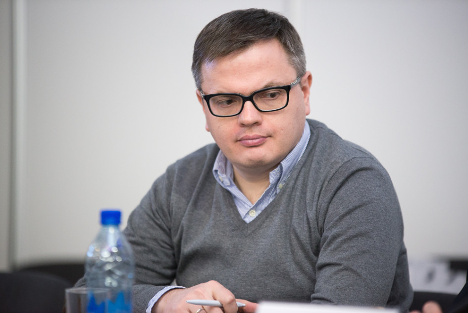 Евгений Орюпин, заместитель директора строительной компании «Инстеп»