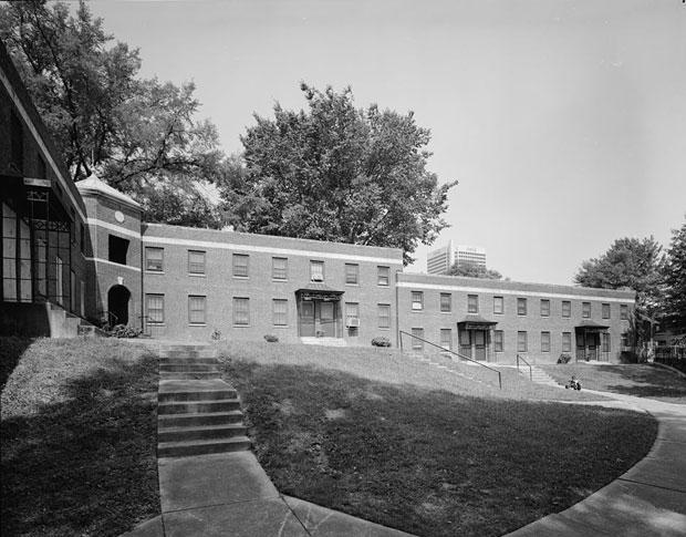 Рис. 3. Techwood Homes, Атланта. 1936 год