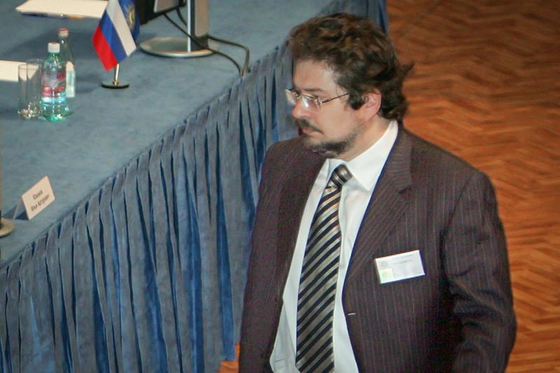 Бывший финансовый директор РАО «ЕЭС России» Дмитрий Журба