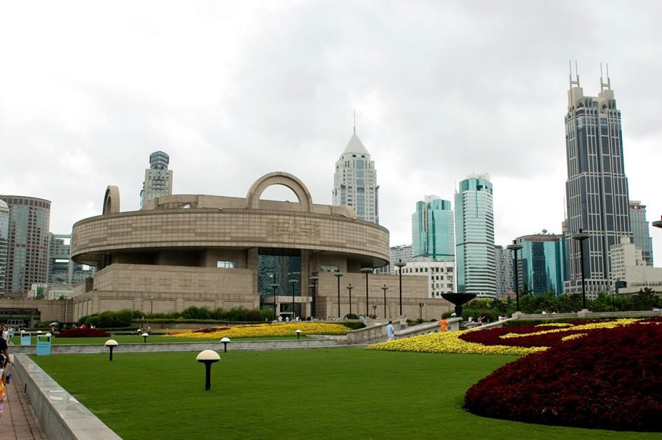 Музей Шанхая (Фото: Bartlomiej Magierowski / YAY / TASS)