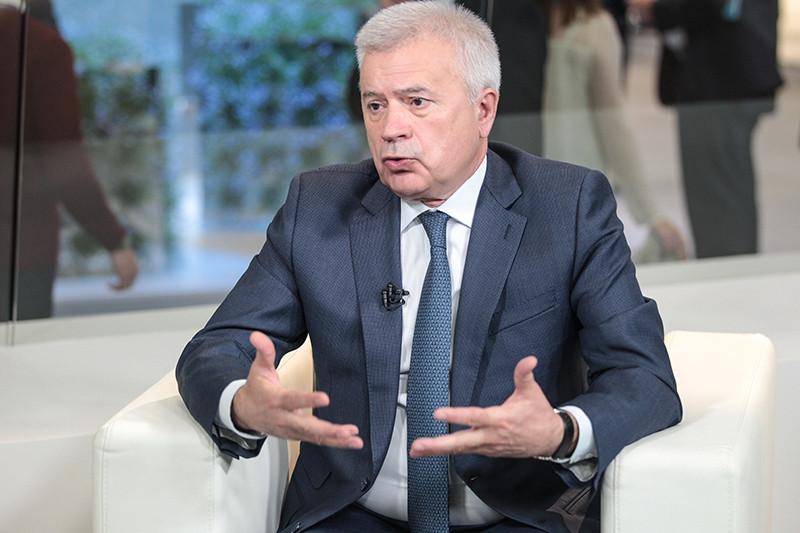 Глава «Лукойла» Вагит Алекперов