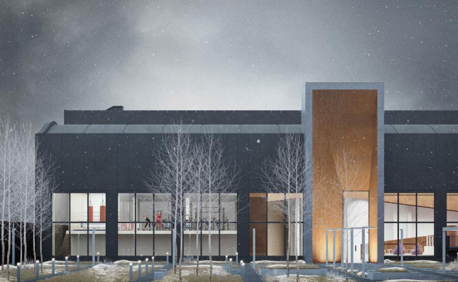 Из портфолио архитектурного бюро IQ: проект селекционно-гибридного центра в Орле