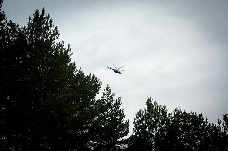 Вертолетная площадка, которой пользуется госрезиденция президента, оказалась всобственности компании «Прайм». Купив землю, компания Юрия Ковальчука сдала стоящие наней объекты варенду Управделами президента