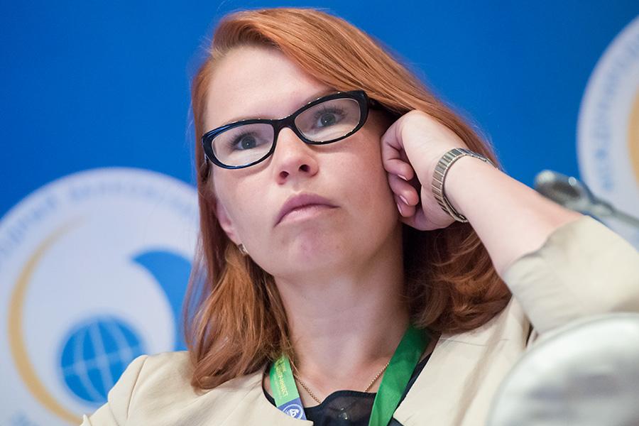 Елена Курицына