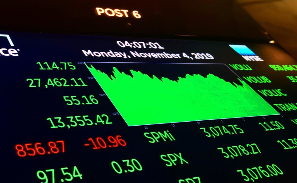 Фото: New York Stock Exchange