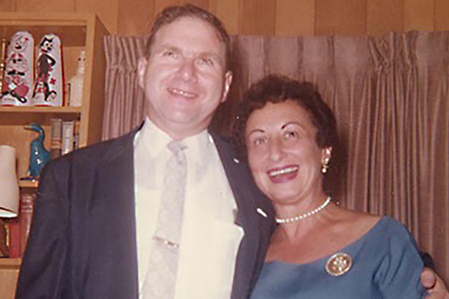 Джерри и Голди Липпман