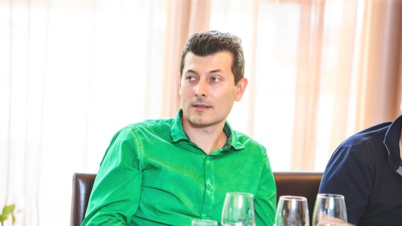 Сергей Хмилевский, региональный представитель в Калининградской области FORT Wine & Spirits, сооснователь винного клуба «PRO Вино».