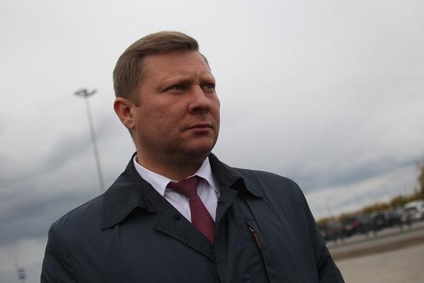 Генеральный директор АО «Аэропорт Рощино» Игорь Лужбин