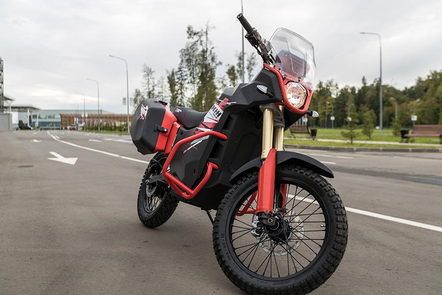 Электромотоцикл Urban Moto(UM-1)